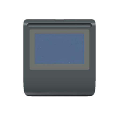 Pad de firma LCD de 5 pulgadas Barpos