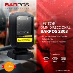 LECTOR BARPOS WELL 2303